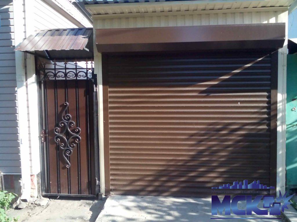 Ворота и калитки. Тамбурные двери